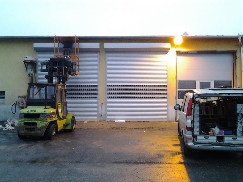 Prodaja, montaža in servis garažnih in rolo vrat gallery photo no.15