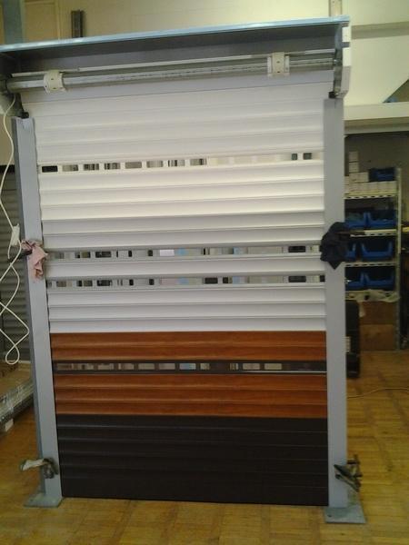 Prodaja, montaža in servis garažnih in rolo vrat gallery photo no.16