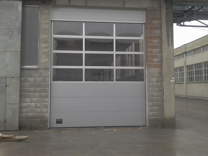 Prodaja, montaža in servis garažnih in rolo vrat gallery photo no.17