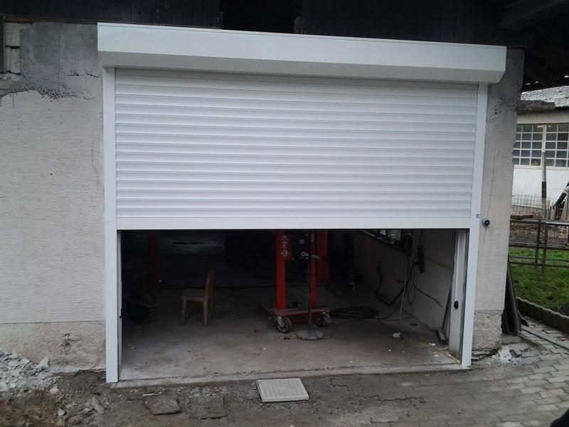 Prodaja, montaža in servis garažnih in rolo vrat gallery photo no.18