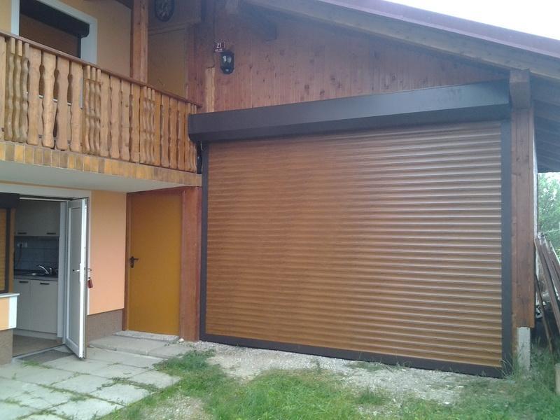 Prodaja, montaža in servis garažnih in rolo vrat gallery photo no.19