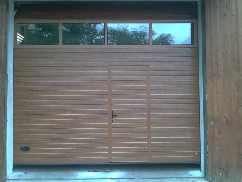 Prodaja, montaža in servis garažnih in rolo vrat gallery photo no.21