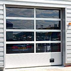 Prodaja, montaža in servis garažnih in rolo vrat gallery photo no.27