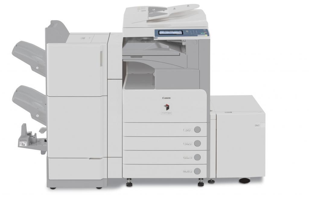 Servis kopirnih, tiskalnih strojev Canon, najem, izposoja kopirnih strojev gallery photo no.2