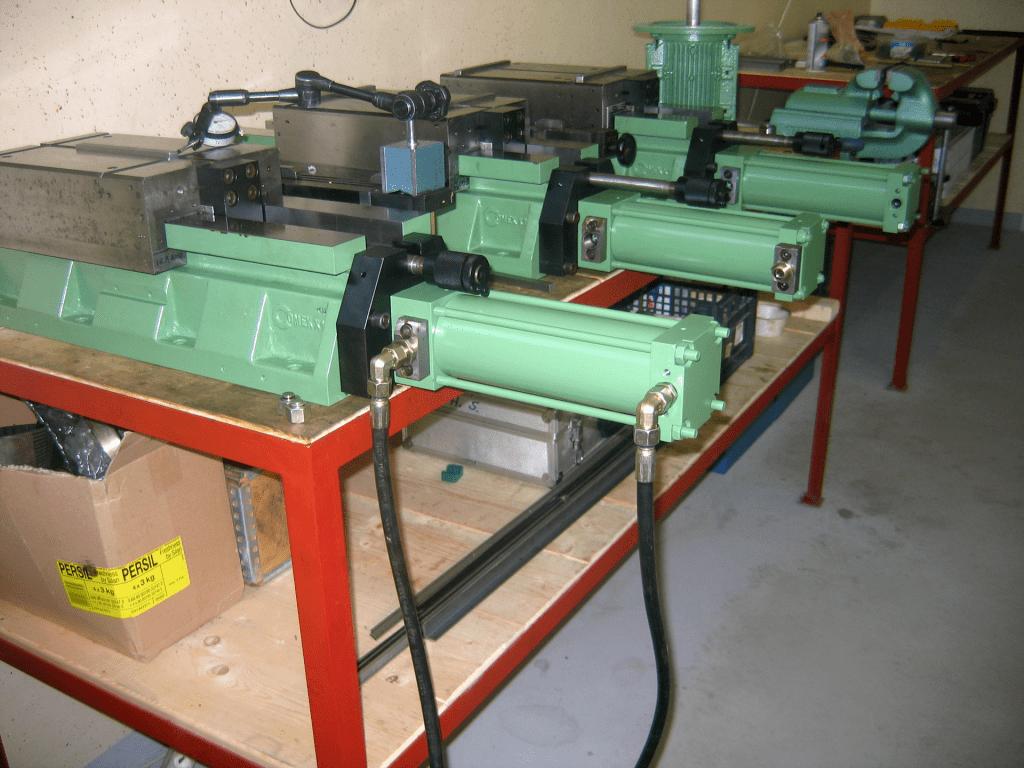 Servis, montaža kovinsko predelovalnih strojev gallery photo no.0
