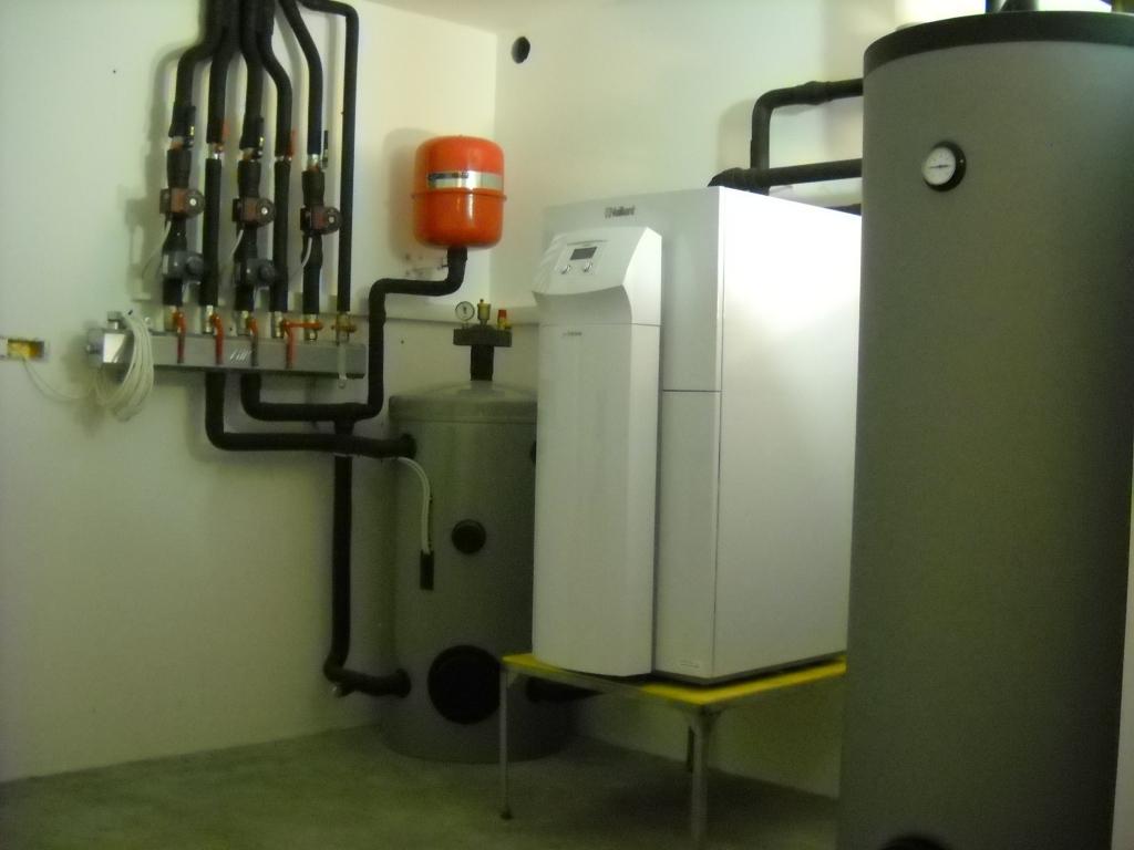 Servis, montaža toplotnih črpalk, plinskih kotlov, Tomaž Rozman s.p., Kranj - Gorenjska gallery photo no.0