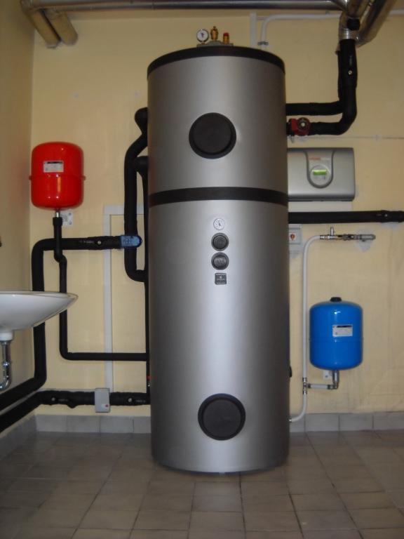 Servis, montaža toplotnih črpalk, plinskih kotlov, Tomaž Rozman s.p., Kranj - Gorenjska gallery photo no.1