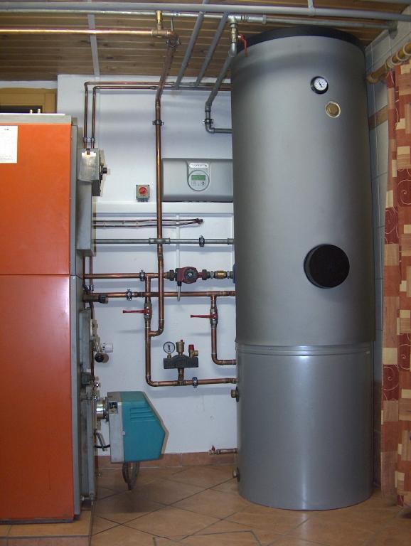 Servis, montaža toplotnih črpalk, plinskih kotlov, Tomaž Rozman s.p., Kranj - Gorenjska gallery photo no.4