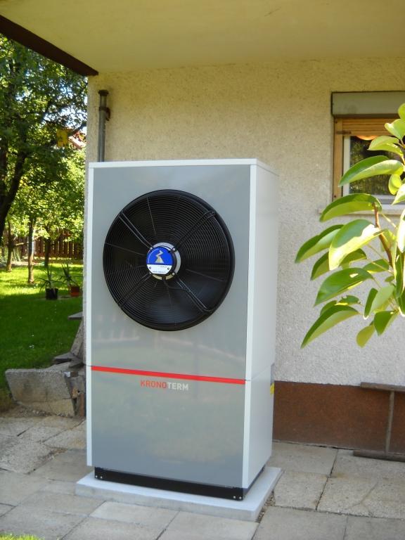 Servis, montaža toplotnih črpalk, plinskih kotlov, Tomaž Rozman s.p., Kranj - Gorenjska gallery photo no.8