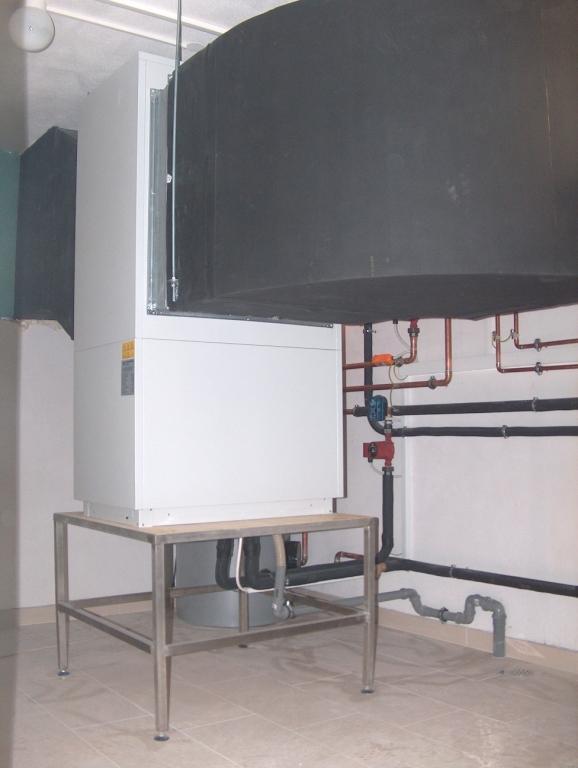 Servis, montaža toplotnih črpalk, plinskih kotlov, Tomaž Rozman s.p., Kranj - Gorenjska gallery photo no.11