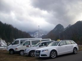 Shared transfers Kranjska Gora gallery photo no.0