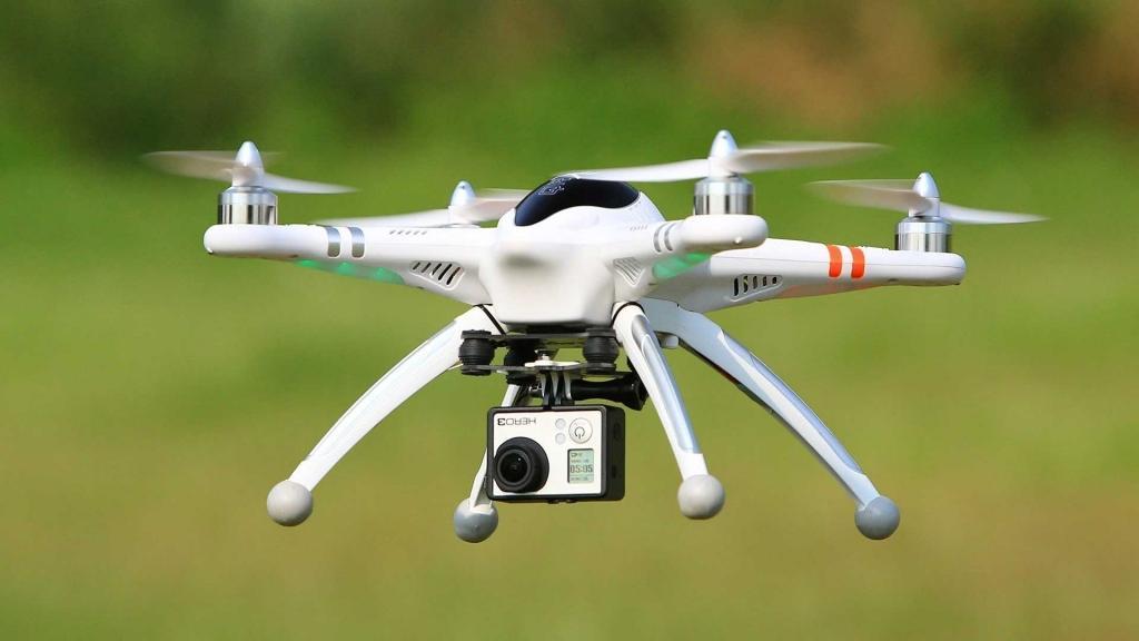Snemanje iz zraka - Oko z neba gallery photo no.1