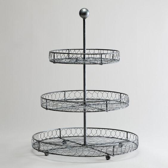 Specifični žični izdelki, žična stojala, žične košare gallery photo no.0