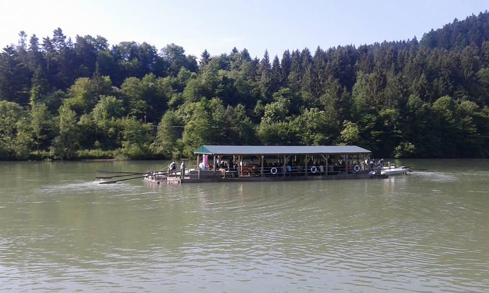 Splavarjenje na reki Dravi, Koroška gallery photo no.10