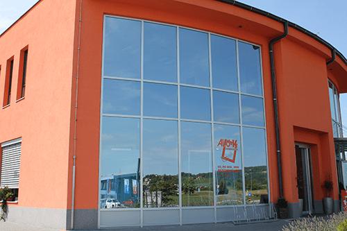 ALU fasade, ALU polkna, kvalitetna vhodna vrata, kvalitetna drsna vrata, kvalitetna steklena vrata - ALU-K gallery photo no.0
