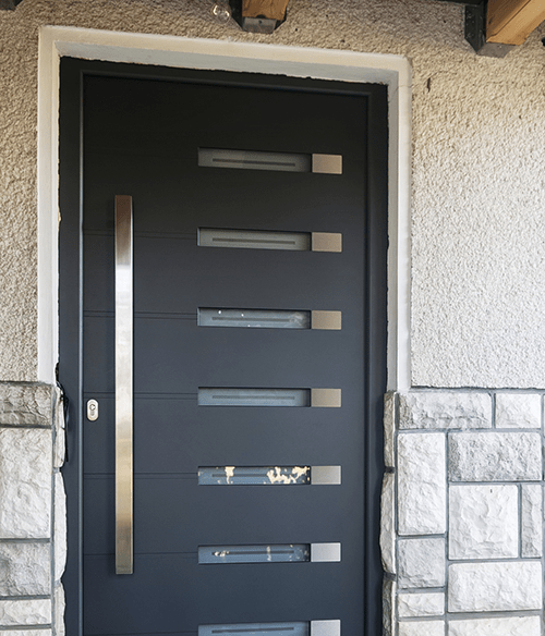 ALU fasade, ALU polkna, kvalitetna vhodna vrata, kvalitetna drsna vrata, kvalitetna steklena vrata - ALU-K gallery photo no.4