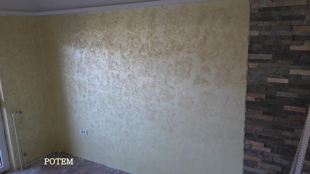 Stenske dekoracije, zidne dekoracije, pleskanje Goriška gallery photo no.48