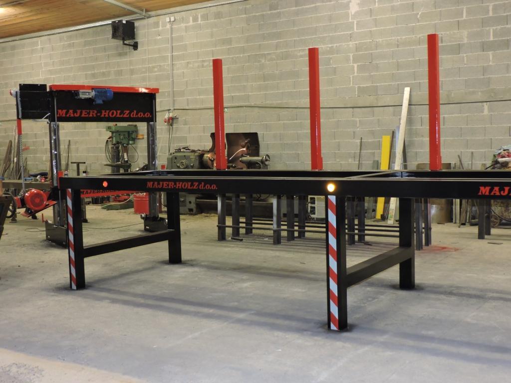 Stroji in oprema za razrez lesa Majer-Holz d.o.o. gallery photo no.19