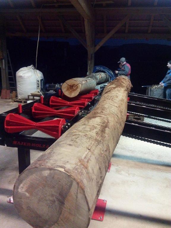 Stroji in oprema za razrez lesa Majer-Holz d.o.o. gallery photo no.39