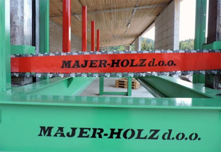 Stroji in oprema za razrez lesa Majer-Holz d.o.o. gallery photo no.0