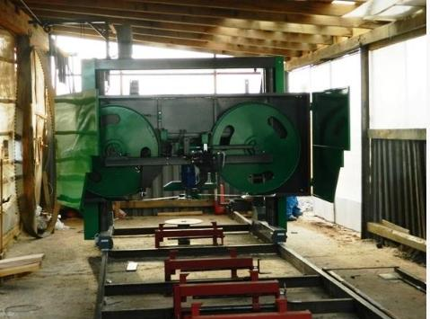 Stroji in oprema za razrez lesa Majer-Holz d.o.o. gallery photo no.3