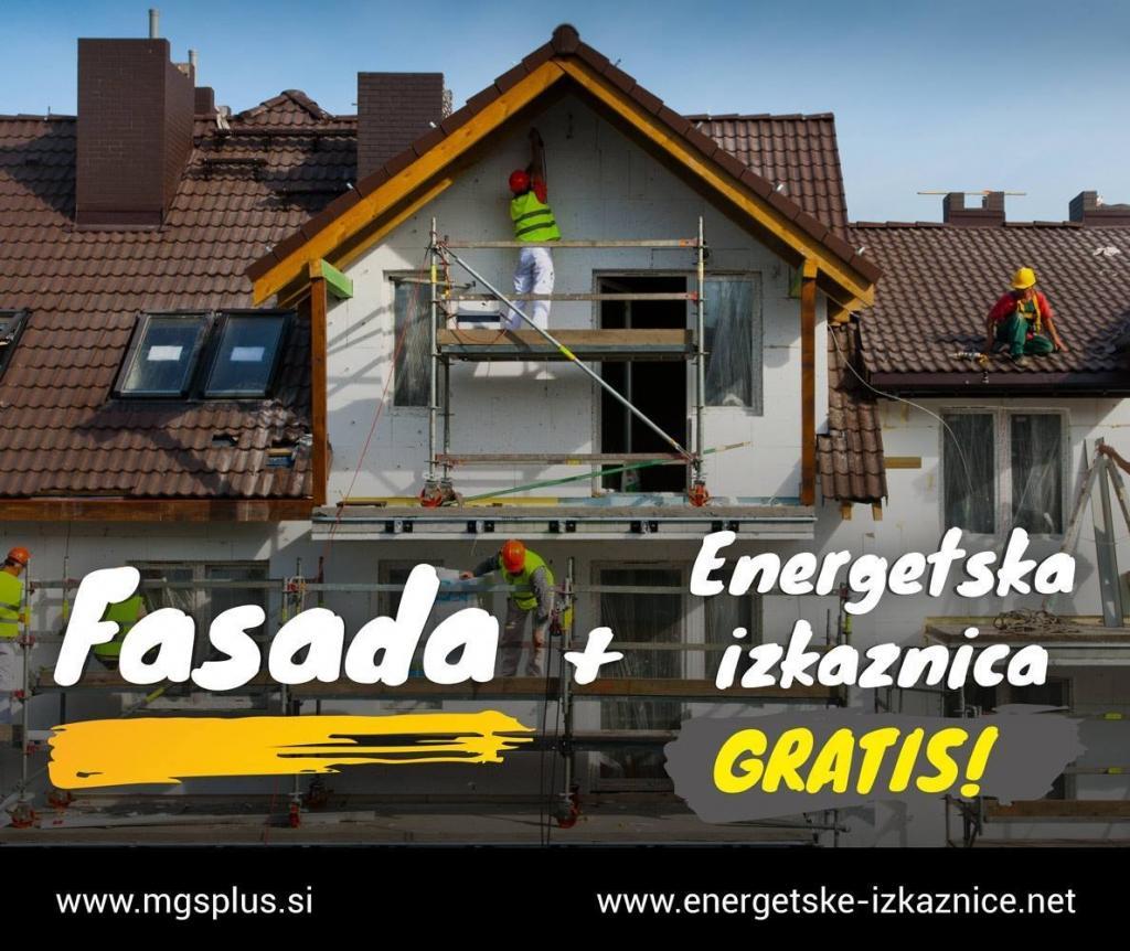 Suhomontažna gradnja, fasade, adaptacije MGS plus d.o.o., Ljubljana gallery photo no.4