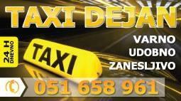 Taxi prevozi Kranj Gorenjska - Taxi Dejan gallery photo no.0