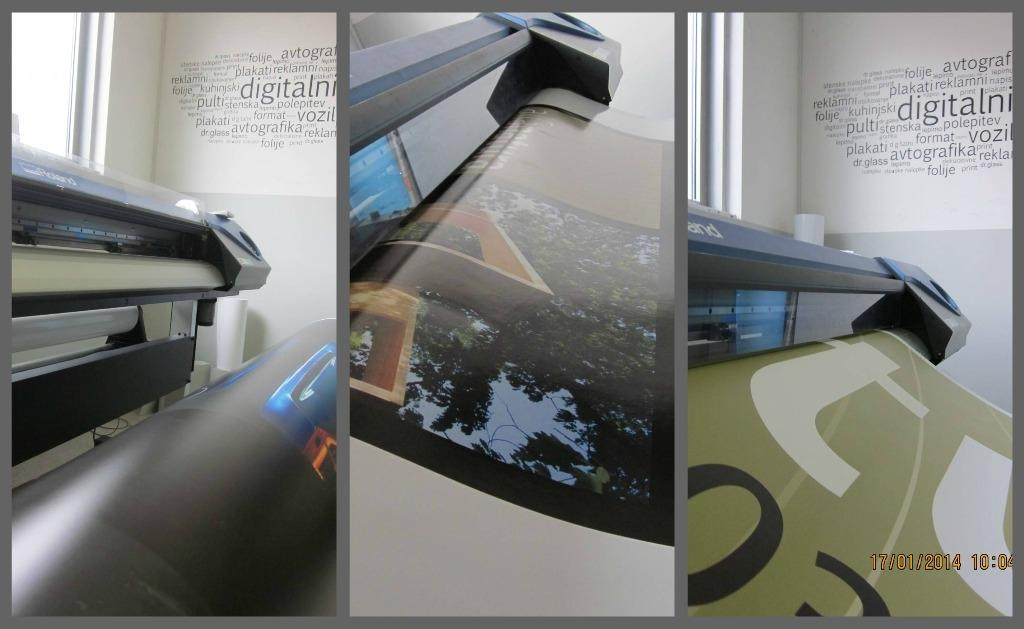 Temnenje avtostekel, digitalni print, polepitev vozil DR.GLASS, Ljubljana gallery photo no.6