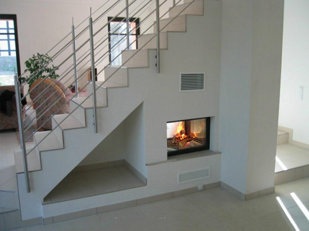 Toplozračne peči in kamini Fujan gallery photo no.16