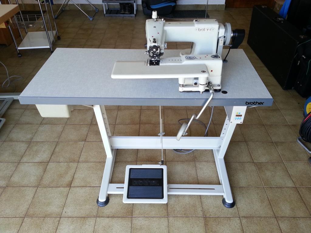 Trgovina in servis šivalnih strojev in likalne tehnike gallery photo no.21