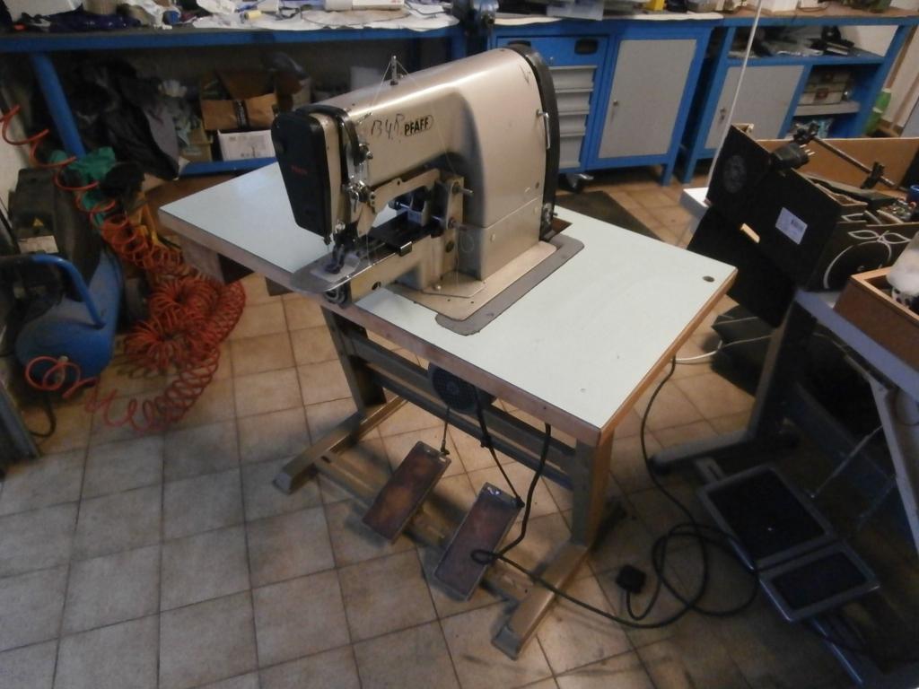 Trgovina in servis šivalnih strojev in likalne tehnike gallery photo no.25