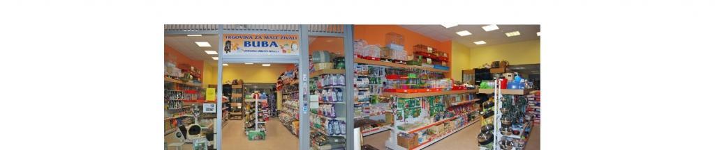 Trgovina za male živali Buba Grosuplje - Hrana za male živali, hrana za pse, mačke in glodalce gallery photo no.7