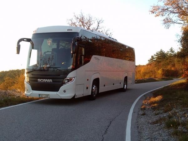 Turistični avtobusni prevozi, najem avtobusa, Goriška gallery photo no.0
