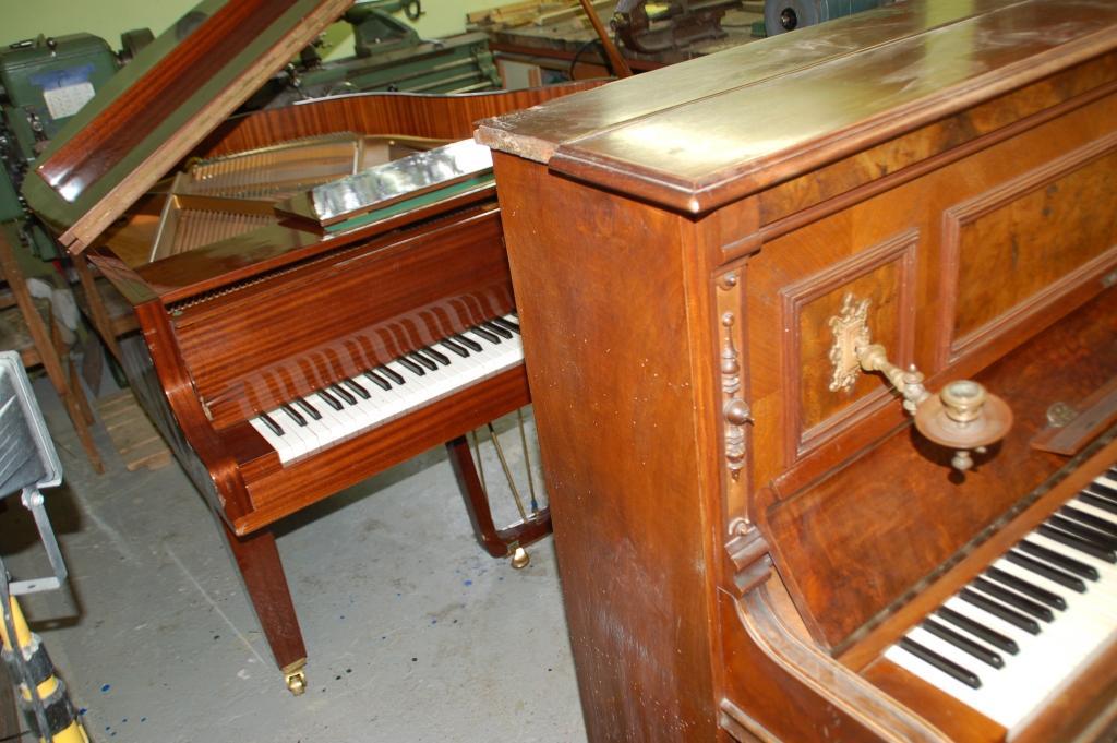 Uglaševanje in popravilo klavirjev, Koroška gallery photo no.2