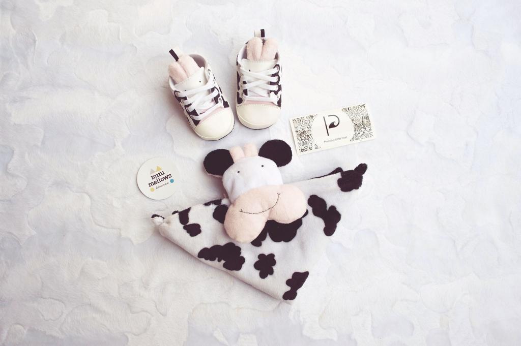 Unikatni poslikani otroški čeveljčki, darila za novorojenčke gallery photo no.15
