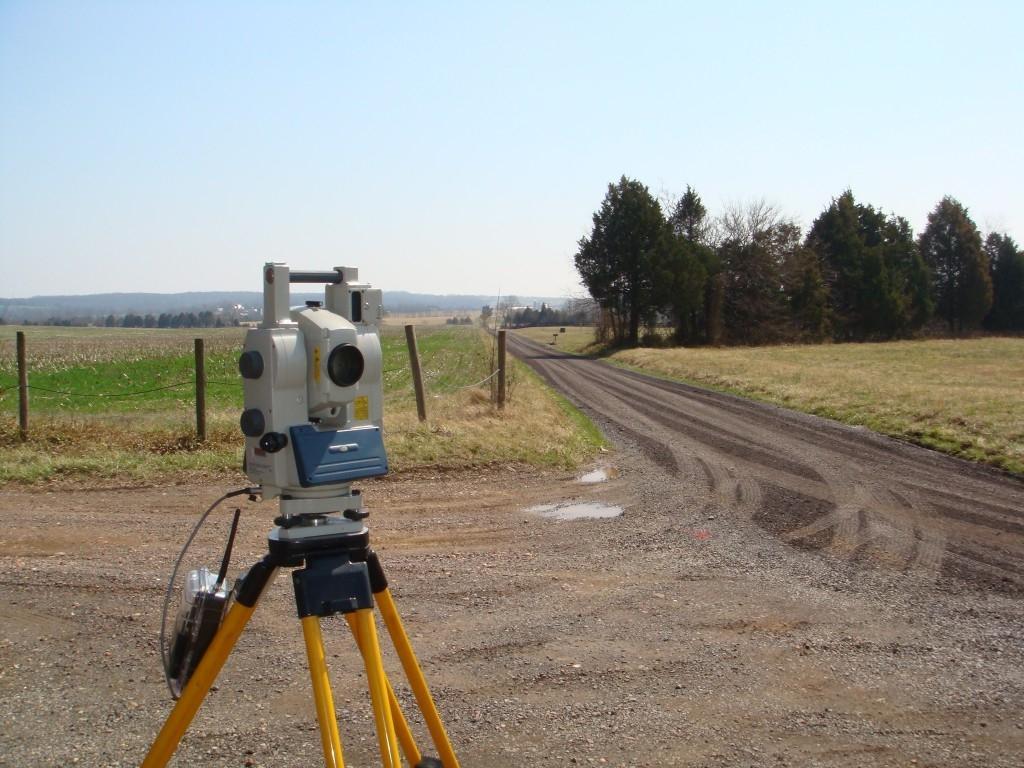 Ureditev, označitev mej, parcelacije, geodetske storitve, Dolenjska gallery photo no.0