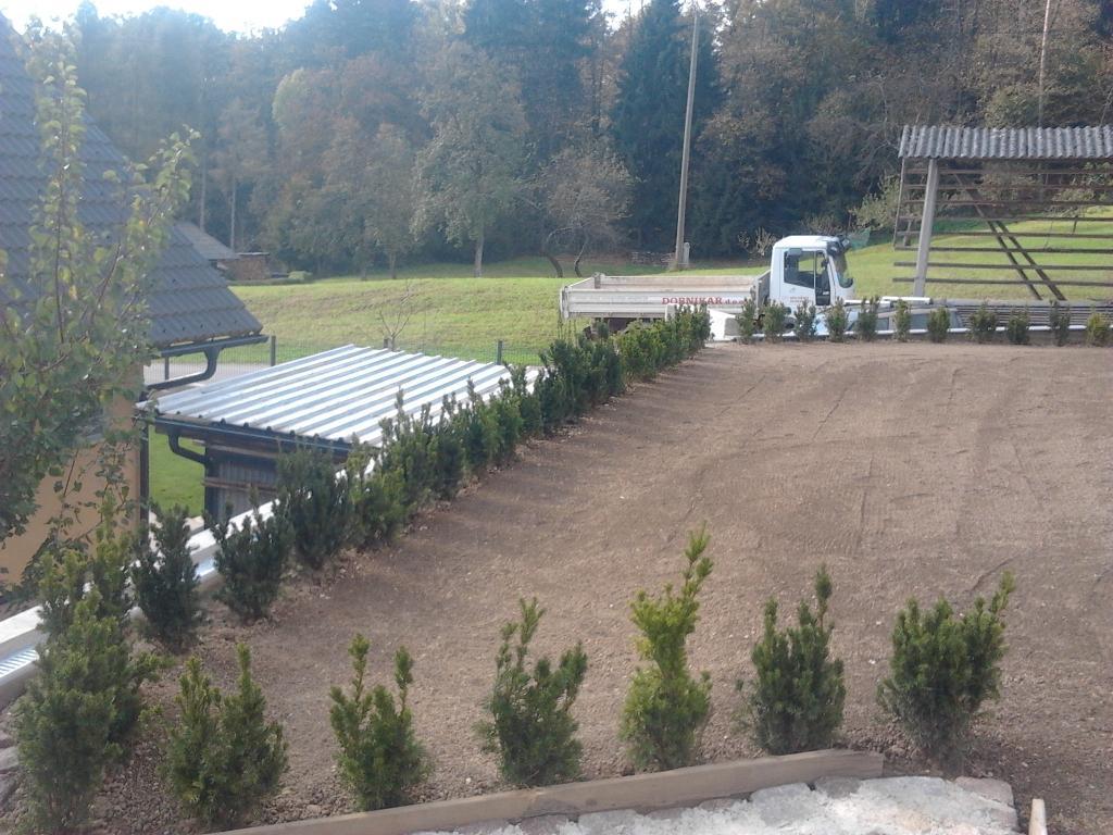 Urejanje, vzdrževanje vrtov, polaganje, setev trave, obrezovanje drevja, žive meje - Vrtnarstvo Šink gallery photo no.15