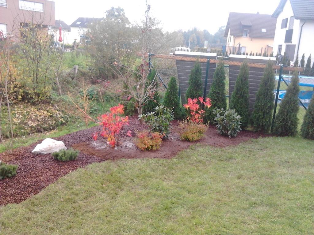 Urejanje, vzdrževanje vrtov, polaganje, setev trave, obrezovanje drevja, žive meje - Vrtnarstvo Šink gallery photo no.26