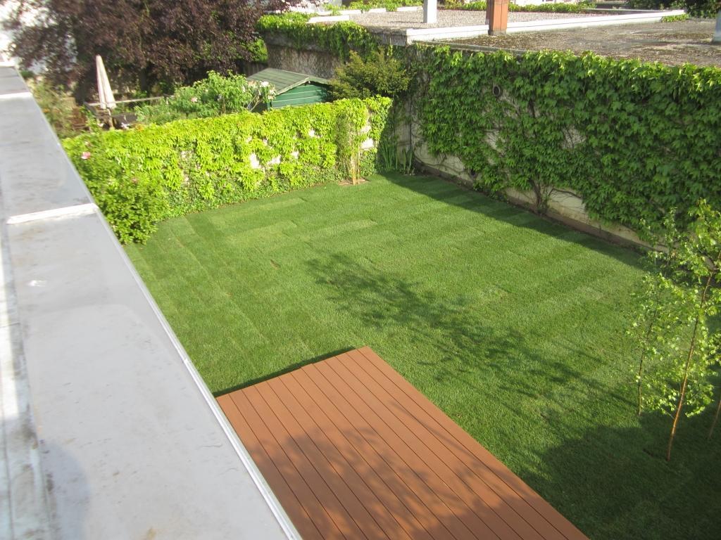 Urejanje, vzdrževanje vrtov, polaganje, setev trave, obrezovanje drevja, žive meje - Vrtnarstvo Šink gallery photo no.75
