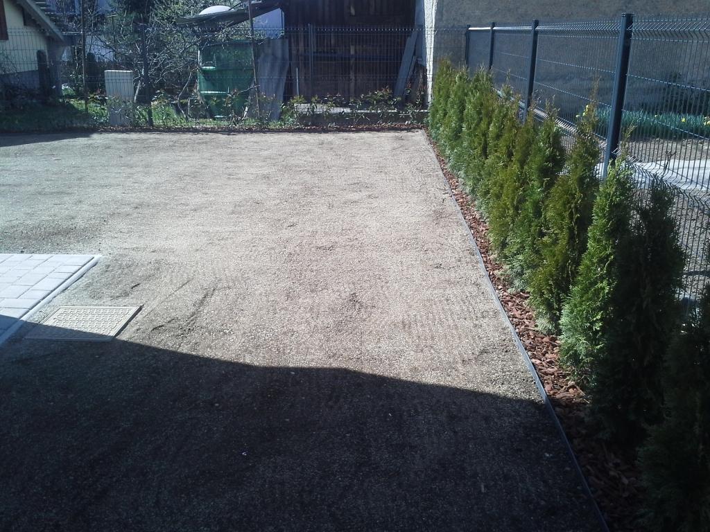Urejanje, vzdrževanje vrtov, polaganje, setev trave, obrezovanje drevja, žive meje - Vrtnarstvo Šink gallery photo no.78