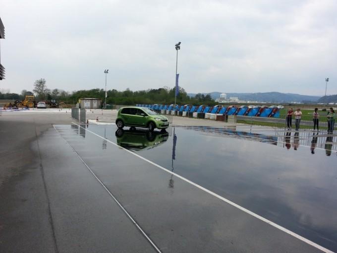 Varna vožnja - Center varne vožnje Raceland, Krško gallery photo no.9