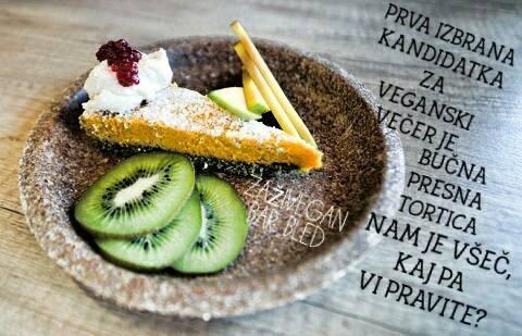 Veganska restavracija, gostilna Bled gallery photo no.10