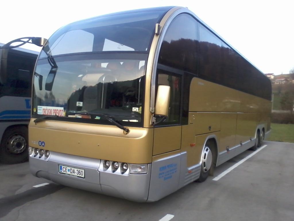 Avtobusni prevozi po Sloveniji, po Evropi Verbek gallery photo no.1