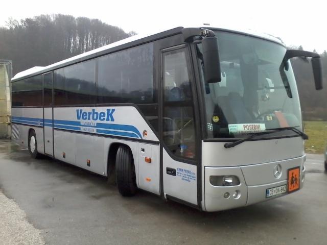Avtobusni prevozi po Sloveniji, po Evropi Verbek gallery photo no.5