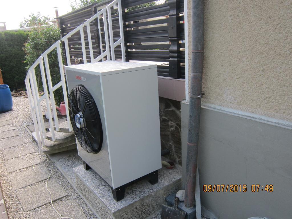 Vgradnja kvalitetnih toplotnih črpalk LINEAR d.o.o., Gorenjska gallery photo no.10