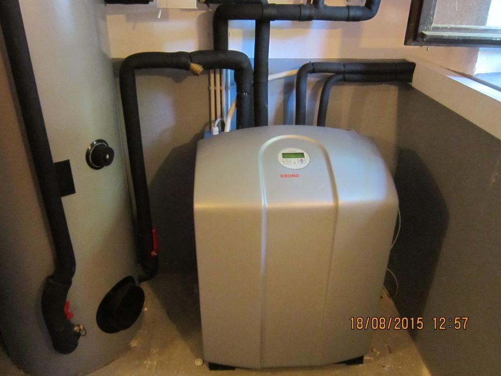 Vgradnja kvalitetnih toplotnih črpalk LINEAR d.o.o., Gorenjska gallery photo no.11