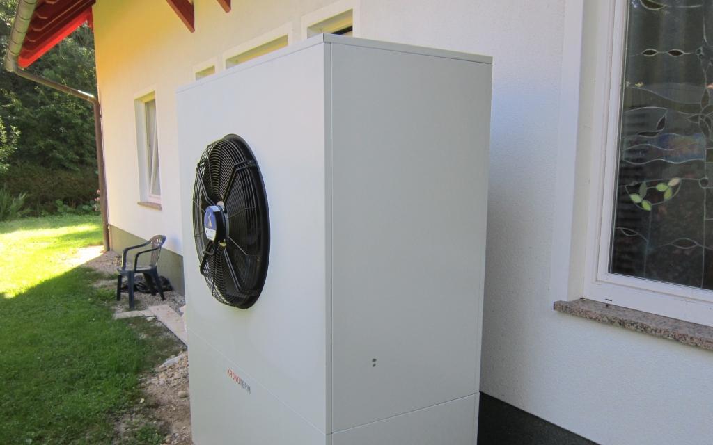 Vgradnja kvalitetnih toplotnih črpalk LINEAR d.o.o., Gorenjska gallery photo no.12