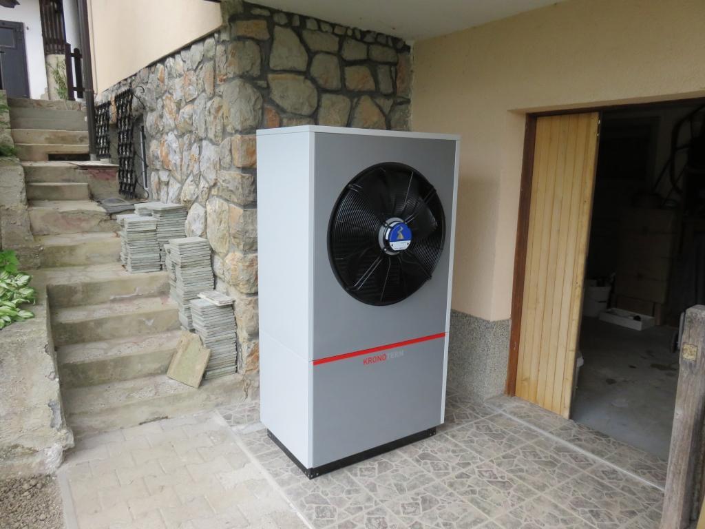 Vgradnja kvalitetnih toplotnih črpalk LINEAR d.o.o., Gorenjska gallery photo no.13
