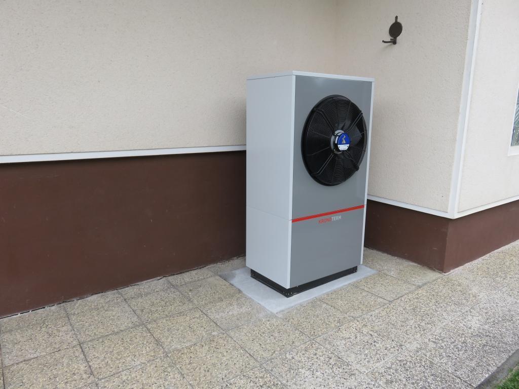 Vgradnja kvalitetnih toplotnih črpalk LINEAR d.o.o., Gorenjska gallery photo no.16
