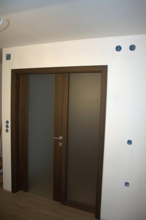 Mizarstvo Lespo - Vrata s skritimi nasadili, kuhinje po meri, furnirana in lakirana vrata gallery photo no.1